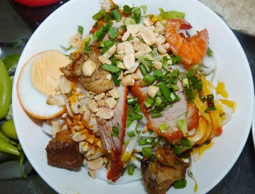 10 mon ngon Da Nang
