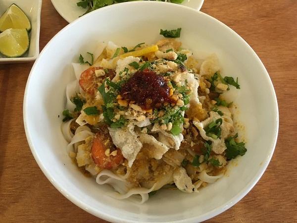 Mỳ quảng Phú Chiêm – hương vị quê nhà Quảng Nam (5)