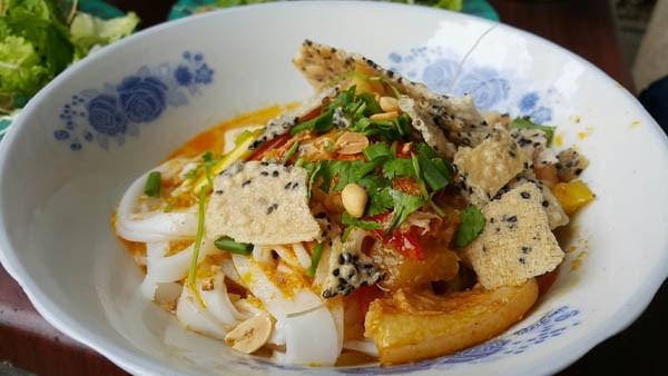Mỳ quảng Phú Chiêm – hương vị quê nhà Quảng Nam (6)