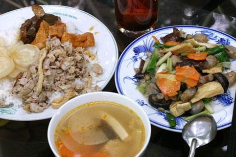 Cơm chay Huê